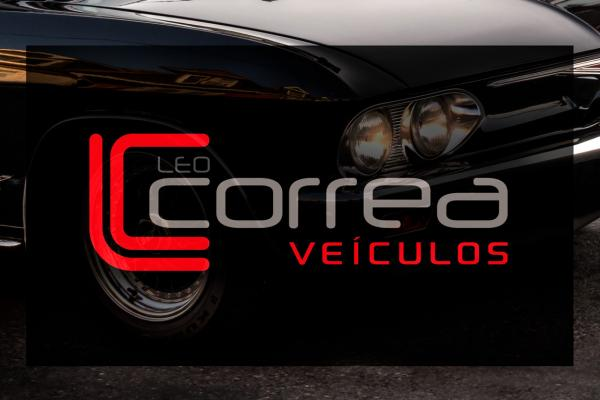 Leo Logo - Correa - car resale brand